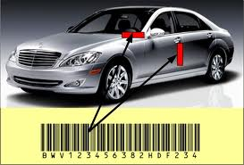 The VIN contains specific information about each car – make, model, year, features and provides a positive identification for the car you are working on.